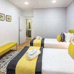 Отель Sweet Inn Apartments Rato Португалия, Лиссабон - отзывы, цены и фото номеров - забронировать отель Sweet Inn Apartments Rato онлайн комната для гостей фото 3