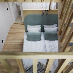 Отель Ohboy Hotell Мальме балкон