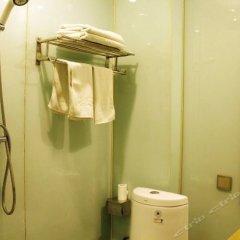 Tian Hai Chain Hotel (Jiujiang RT-Mart Jiurui Road) ванная