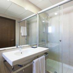 Отель URH Hotel Excelsior Испания, Льорет-де-Мар - 4 отзыва об отеле, цены и фото номеров - забронировать отель URH Hotel Excelsior онлайн ванная