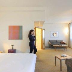 Отель Novotel Muenchen Airport Фрайзинг комната для гостей фото 3
