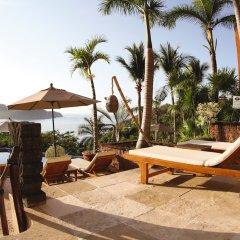 Отель WorldMark Zihuatanejo Мексика, Сиуатанехо - отзывы, цены и фото номеров - забронировать отель WorldMark Zihuatanejo онлайн пляж фото 2