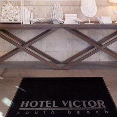 Hotel Victor удобства в номере