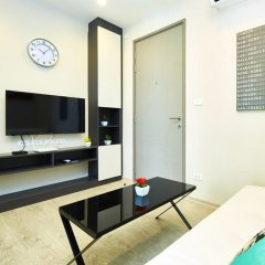 Отель Pattaya Central Sea View Pool Suite Паттайя комната для гостей фото 3