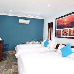 Отель Relax Garden Boutique Villa Hoi An комната для гостей фото 3