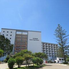 Отель Alfamar Beach & Sport Resort парковка