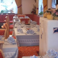 Hotel Albe Рокка Пьеторе помещение для мероприятий фото 2