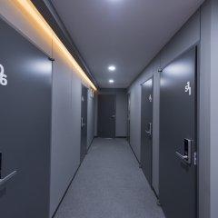 Отель Philstay Myeongdong Metro Южная Корея, Сеул - отзывы, цены и фото номеров - забронировать отель Philstay Myeongdong Metro онлайн интерьер отеля фото 3