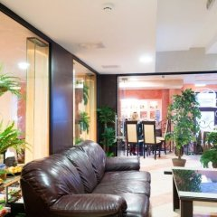 Отель Apart Hotel Flora Residence Болгария, Боровец - отзывы, цены и фото номеров - забронировать отель Apart Hotel Flora Residence онлайн интерьер отеля фото 3