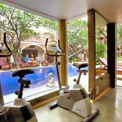 Отель New Patong Premier Resort фитнесс-зал фото 2