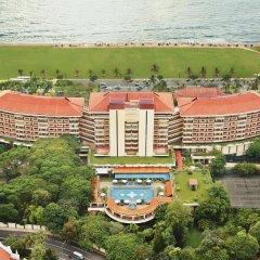 Отель Taj Samudra Hotel Шри-Ланка, Коломбо - отзывы, цены и фото номеров - забронировать отель Taj Samudra Hotel онлайн приотельная территория