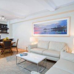 Отель The Lombardy Hotel США, Нью-Йорк - отзывы, цены и фото номеров - забронировать отель The Lombardy Hotel онлайн комната для гостей фото 2