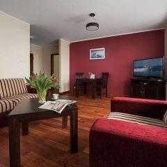 Апартаменты Apartinfo Exclusive Sopot Apartment Сопот комната для гостей фото 3