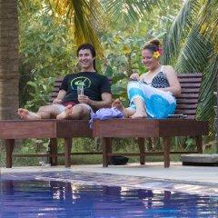 The Coconut Garden Hotel & Restaurant фитнесс-зал