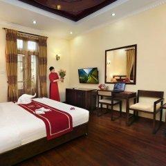 Отель Hanoi Posh Hotel Вьетнам, Ханой - отзывы, цены и фото номеров - забронировать отель Hanoi Posh Hotel онлайн комната для гостей фото 5
