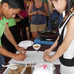 Отель Nha Lan Homestay Хойан детские мероприятия фото 2