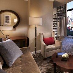 Omni Severin Hotel комната для гостей