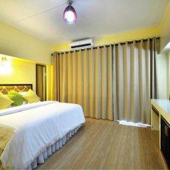 Отель Krabi City View. Таиланд, Краби - отзывы, цены и фото номеров - забронировать отель Krabi City View. онлайн комната для гостей фото 3