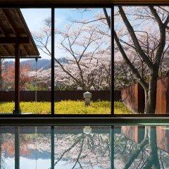 Отель Hoshino Resorts KAI Kinugawa Никко бассейн фото 2