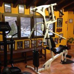 Hotel Aran La Abuela фитнесс-зал