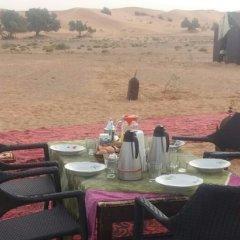 Отель Bivouac Erg Znaigui Марокко, Мерзуга - отзывы, цены и фото номеров - забронировать отель Bivouac Erg Znaigui онлайн фото 3