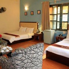 Отель A25 Hoang Quoc Viet Ханой комната для гостей фото 4