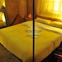Отель Kasbah Leila Марокко, Мерзуга - отзывы, цены и фото номеров - забронировать отель Kasbah Leila онлайн комната для гостей фото 3