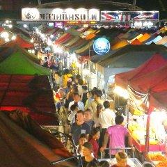 Отель Phobphanhostel Бангкок развлечения