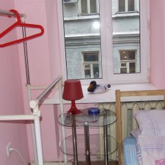Отель Меблированные комнаты На Цветном Бульваре Москва балкон