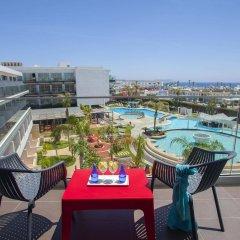 Отель Faros балкон
