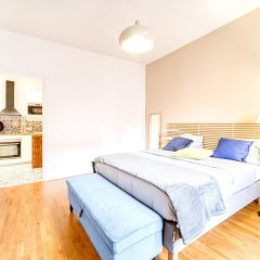 Апартаменты Apartment With 2 Bedrooms in Boulogne-billancourt, With Furnished Terrace and Wifi Булонь-Бийанкур фото 9