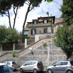 Отель Residence Villa Tassoni Рим парковка