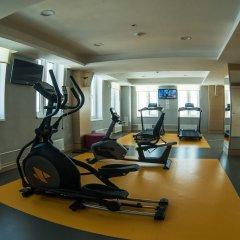 Отель Холидей Инн Уфа фитнесс-зал фото 3
