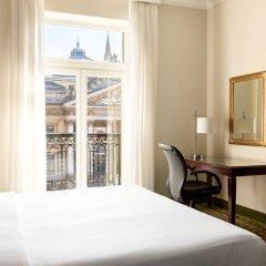 Отель Brussels Marriott Grand Place Брюссель балкон