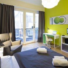 Апартаменты New Town - Apple Apartments комната для гостей фото 3
