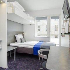 Отель CABINN City Hotel Дания, Копенгаген - 5 отзывов об отеле, цены и фото номеров - забронировать отель CABINN City Hotel онлайн комната для гостей фото 2