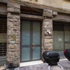 Апартаменты Barbadori Studio вид на фасад