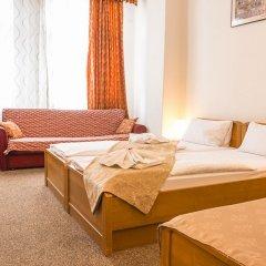 Отель City Pension Берлин комната для гостей