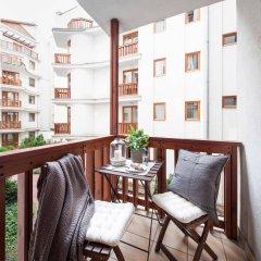 Отель Lord Residence балкон