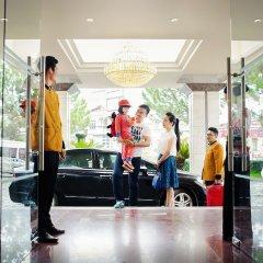 Отель Muong Thanh Da Lat фитнесс-зал фото 3