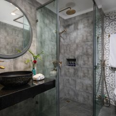 Отель The Blue Alcove Хойан ванная