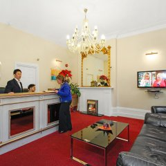 Отель Admiral Hotel at Park Avenue Великобритания, Лондон - отзывы, цены и фото номеров - забронировать отель Admiral Hotel at Park Avenue онлайн интерьер отеля