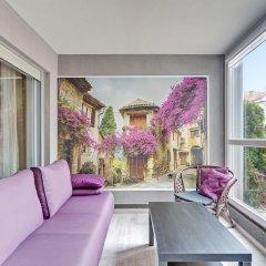 Отель TriApart - Villa Sunrise - Sopot балкон
