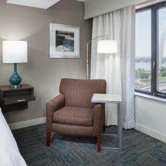Отель Hampton Inn Gateway Arch Downtown комната для гостей фото 2