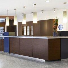 Отель NH Wien City Австрия, Вена - 7 отзывов об отеле, цены и фото номеров - забронировать отель NH Wien City онлайн интерьер отеля фото 2