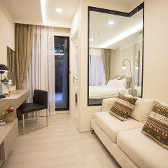 Отель Locals Sukhumvit ThongLor Vtara 36 Бангкок комната для гостей фото 5