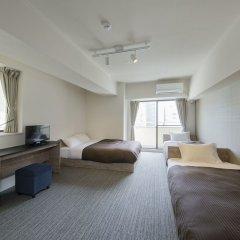 Montan Hakata Hostel Хаката комната для гостей фото 2