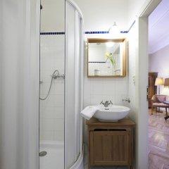Отель Golden Apple Apartments Чехия, Прага - отзывы, цены и фото номеров - забронировать отель Golden Apple Apartments онлайн ванная