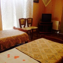 Hlebodarskyi Mini Hotel комната для гостей