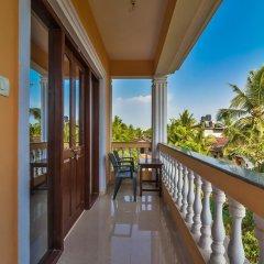 Отель OYO 8041 Zac Beach Resort Гоа балкон